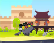 China tractor racing online játék
