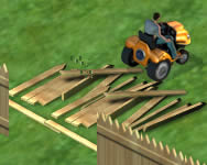 Mower Mayhem j�t�k