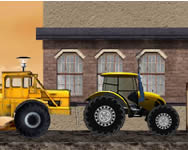 Tractor mania online j�t�k